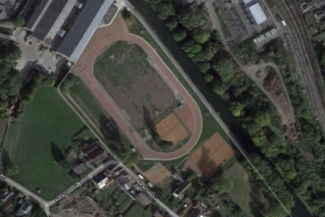 Vue aérienne du site du Séquoia
